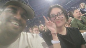 Alicia attended Taylor Swift Reputation Stadium Tour on May 8th 2018 via VetTix