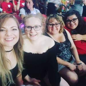 Phylliss attended Taylor Swift Reputation Stadium Tour on May 8th 2018 via VetTix