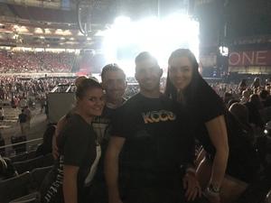 Patrick attended Taylor Swift Reputation Stadium Tour on May 8th 2018 via VetTix