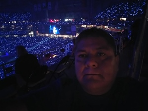 Anthony attended Taylor Swift Reputation Stadium Tour on May 8th 2018 via VetTix