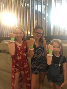 Brian attended Taylor Swift Reputation Stadium Tour on May 8th 2018 via VetTix