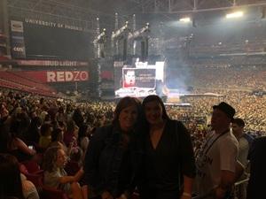 Doug attended Taylor Swift Reputation Stadium Tour on May 8th 2018 via VetTix