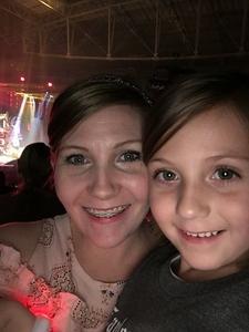 Shanon attended Taylor Swift Reputation Stadium Tour on May 8th 2018 via VetTix
