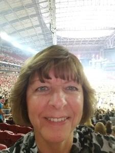 Deborah attended Taylor Swift Reputation Stadium Tour on May 8th 2018 via VetTix