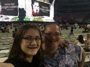 Tammie attended Taylor Swift Reputation Stadium Tour on May 8th 2018 via VetTix