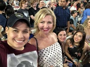 ANTONIA attended Taylor Swift Reputation Stadium Tour on May 8th 2018 via VetTix