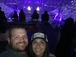 Sean attended Taylor Swift Reputation Stadium Tour on May 8th 2018 via VetTix