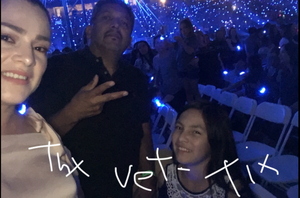 jesse attended Taylor Swift Reputation Stadium Tour on May 8th 2018 via VetTix