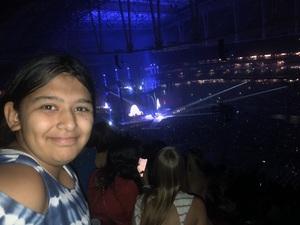 Ralph attended Taylor Swift Reputation Stadium Tour on May 8th 2018 via VetTix