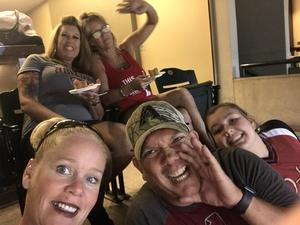 James attended Arizona Diamondbacks vs. Washington Nationals - MLB on May 13th 2018 via VetTix