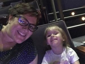 Robert attended Peppa Pig Live Peppa Pig's Surprise! on May 12th 2018 via VetTix
