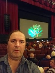 ALC attended The Wizard of Oz - Opening Night on May 8th 2018 via VetTix
