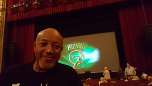 Glenn attended The Wizard of Oz on May 9th 2018 via VetTix
