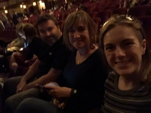 Katie attended The Wizard of Oz on May 9th 2018 via VetTix