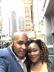 Lawrence attended The Wizard of Oz on May 9th 2018 via VetTix