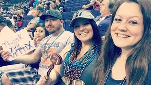 michael attended Arizona Rattlers vs. Iowa Barnstormers - IFL on May 20th 2018 via VetTix