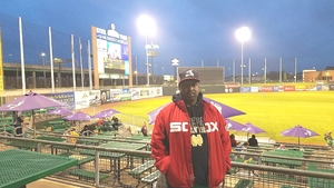 SAM H attended Gary Southshore Railcats vs. St. Paul Saints - American Association of Independent Professional Baseball on May 18th 2018 via VetTix