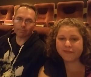 Richard attended Le Reve - the Dream on May 7th 2018 via VetTix