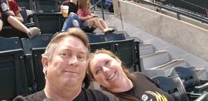 Douglas attended Arizona Diamondbacks vs. Milwaukee Brewers- MLB on May 14th 2018 via VetTix