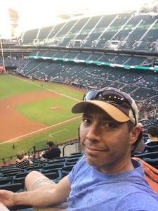 William attended Arizona Diamondbacks vs. Milwaukee Brewers- MLB on May 14th 2018 via VetTix