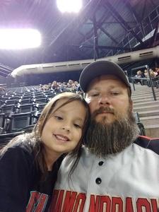 Jeremy attended Arizona Diamondbacks vs. Milwaukee Brewers - MLB on May 15th 2018 via VetTix