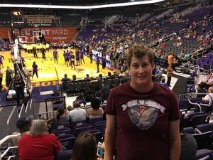 Sarah attended Phoenix Mercury vs. Seattle Storm - WNBA on May 12th 2018 via VetTix