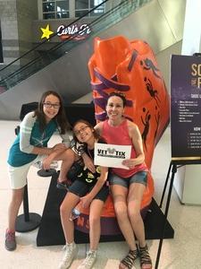 Steve attended Phoenix Mercury vs. Seattle Storm - WNBA on May 12th 2018 via VetTix