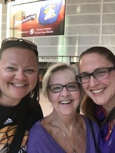 Erica attended Phoenix Mercury vs. Chicago Sky - WNBA on Jun 8th 2018 via VetTix
