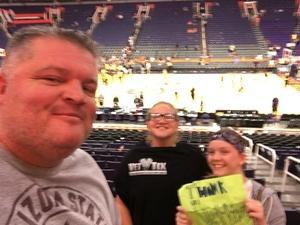 Jerry attended Phoenix Mercury vs. Chicago Sky - WNBA on Jun 8th 2018 via VetTix