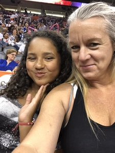 Shawna attended Phoenix Mercury vs. Chicago Sky - WNBA on Jun 8th 2018 via VetTix