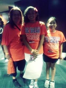 celeste attended Phoenix Mercury vs. Chicago Sky - WNBA on Jun 8th 2018 via VetTix