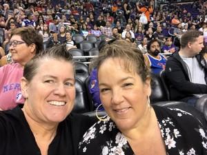 Shannon attended Phoenix Mercury vs. Chicago Sky - WNBA on Jun 8th 2018 via VetTix