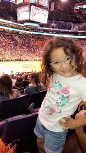 ryan attended Phoenix Mercury vs. Chicago Sky - WNBA on Jun 8th 2018 via VetTix
