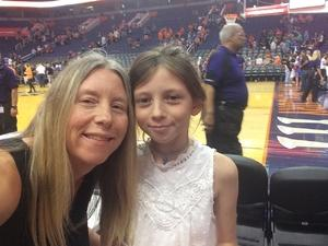 Christine attended Phoenix Mercury vs. Chicago Sky - WNBA on Jun 8th 2018 via VetTix