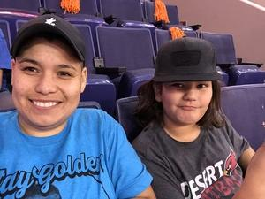 ANTONIA attended Phoenix Mercury vs. Minnesota Lynx - WNBA on Jun 22nd 2018 via VetTix