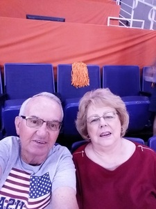 Richard attended Phoenix Mercury vs. Minnesota Lynx - WNBA on Jun 22nd 2018 via VetTix