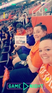 Kelly attended Phoenix Mercury vs. Minnesota Lynx - WNBA on Jun 22nd 2018 via VetTix