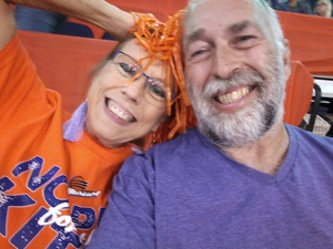 Bruce attended Phoenix Mercury vs. Minnesota Lynx - WNBA on Jun 22nd 2018 via VetTix
