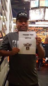 Jesus attended Phoenix Mercury vs. Minnesota Lynx - WNBA on Jun 22nd 2018 via VetTix