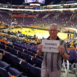 PhilR9 attended Phoenix Mercury vs. Minnesota Lynx - WNBA on Jun 22nd 2018 via VetTix