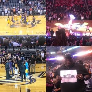 John Graves attended Phoenix Mercury vs. Chicago Sky - WNBA on Jul 25th 2018 via VetTix