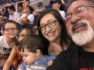 Mark attended Phoenix Mercury vs. Chicago Sky - WNBA on Jul 25th 2018 via VetTix