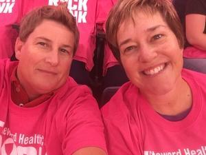 Sarah attended Phoenix Mercury vs. Indiana Fever - WNBA on Aug 10th 2018 via VetTix