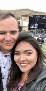 Sky attended Channel 933 Summer Kickoff 2018 With the Chainsmokers, Ne-yo, Meghan Trainor and More. on May 11th 2018 via VetTix