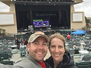 Phil attended Channel 933 Summer Kickoff 2018 With the Chainsmokers, Ne-yo, Meghan Trainor and More. on May 11th 2018 via VetTix