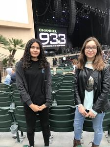 Nelson attended Channel 933 Summer Kickoff 2018 With the Chainsmokers, Ne-yo, Meghan Trainor and More. on May 11th 2018 via VetTix