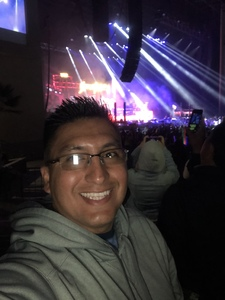 Randy attended Channel 933 Summer Kickoff 2018 With the Chainsmokers, Ne-yo, Meghan Trainor and More. on May 11th 2018 via VetTix