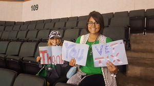 Tommy attended Texas Stars vs. Tucson Roadrunners - Game Five - Second Round Playoffs - AHL on May 11th 2018 via VetTix