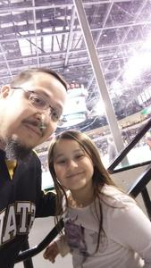 Joe attended Texas Stars vs. Tucson Roadrunners - Game Five - Second Round Playoffs - AHL on May 11th 2018 via VetTix