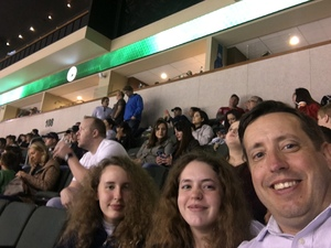 Peter attended Texas Stars vs. Tucson Roadrunners - Game Five - Second Round Playoffs - AHL on May 11th 2018 via VetTix